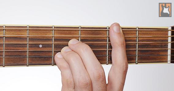 Accordo di si b con la chitarra - Una finestra tra le stelle accordi ...